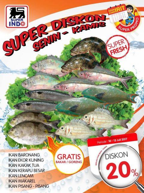 Gambar Harga Ikan Tenggiri Di Superindo